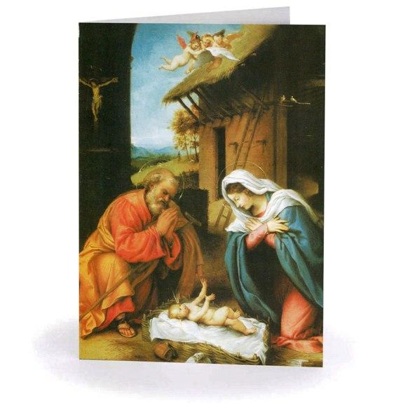 Wondrous Nativity (10-pack)