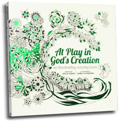At Play in God's Creation Coloring Book (paperback)