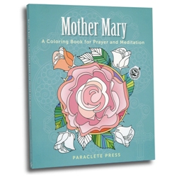 Mother Mary Coloring Book (paperback)