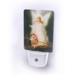 Guardian Angel LED Night Light