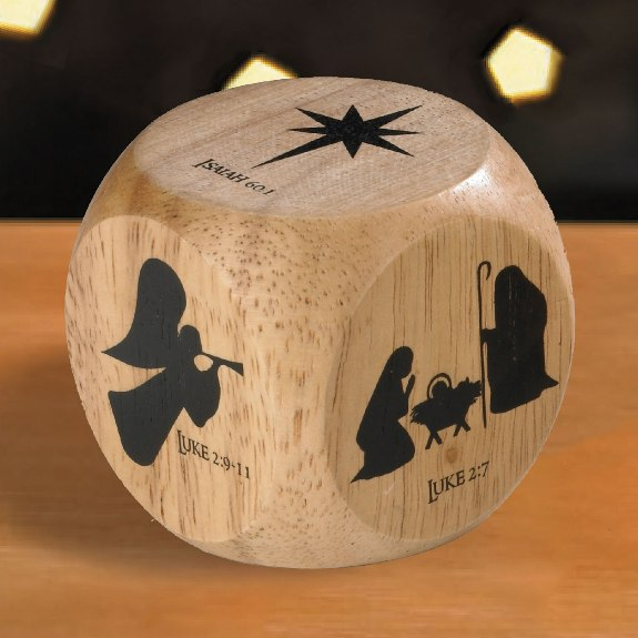 Nativity Prayer Cube (with pictures)