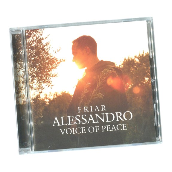 Friar Alessandro: Voice of Peace (CD)