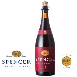 Spencer Trappist Holiday Ale 25.4 oz