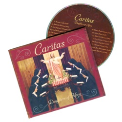 Caritas: Favorite Chants & Hymns (CD)