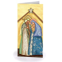 Holy Family Tall Cards (box of 20)