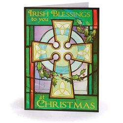 Irish & Celtic Christmas Cards