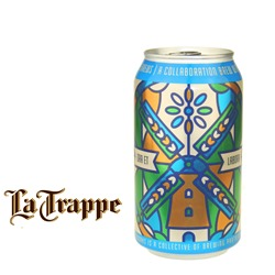 La Trappe Ora et Labora 12 oz can