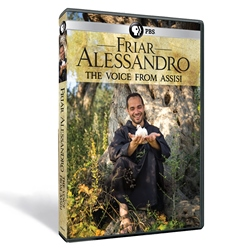 The Voice from Assisi (DVD)