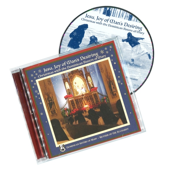 Jesu, Joy of Man's Desiring (CD)