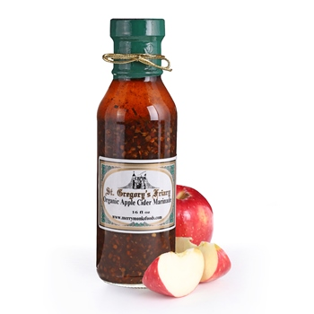 Organic Apple Cider Marinade