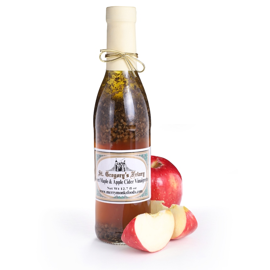 Sweet Maple & Organic Apple Cider Vinaigrette