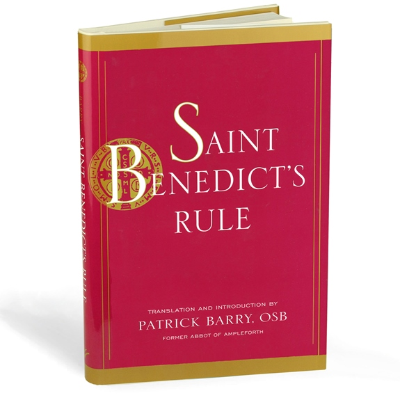 St. Benedict's Rule (hardcover)