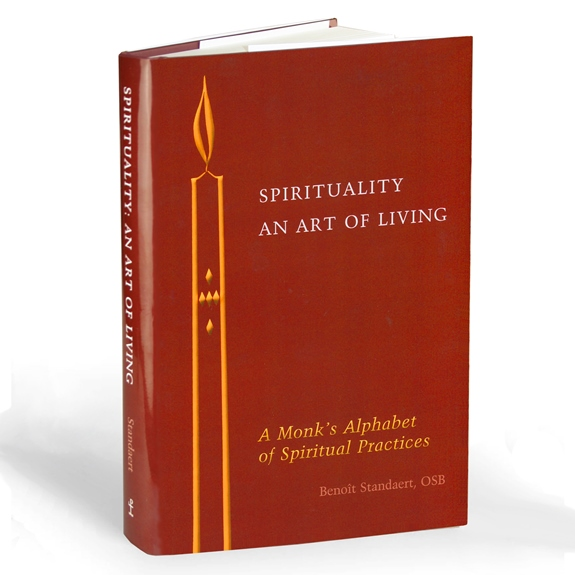 Spirituality: An Art of Living (hardcover with ribbon)