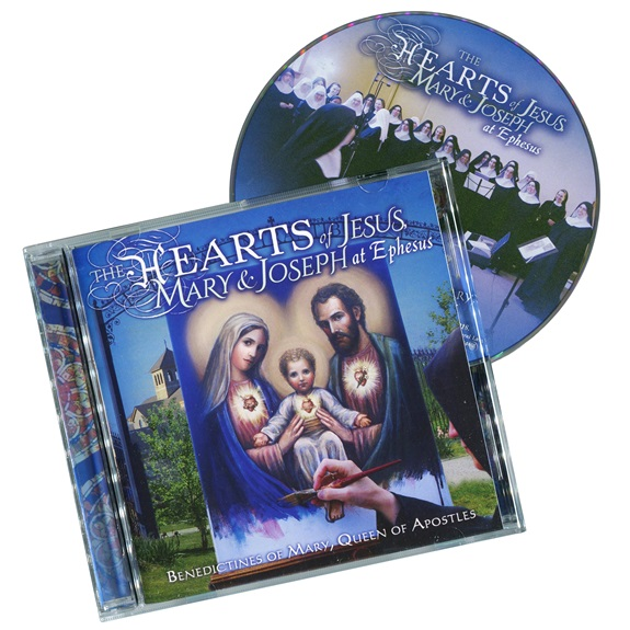 Hearts at Ephesus (CD)