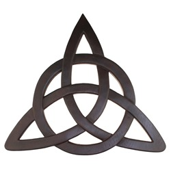 Irish Trinity Knot Wall Hanging