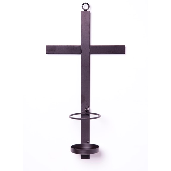 Cross Wall Sconce (gift boxed)