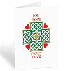Joy, Hope, Peace, & Love (box of 20)
