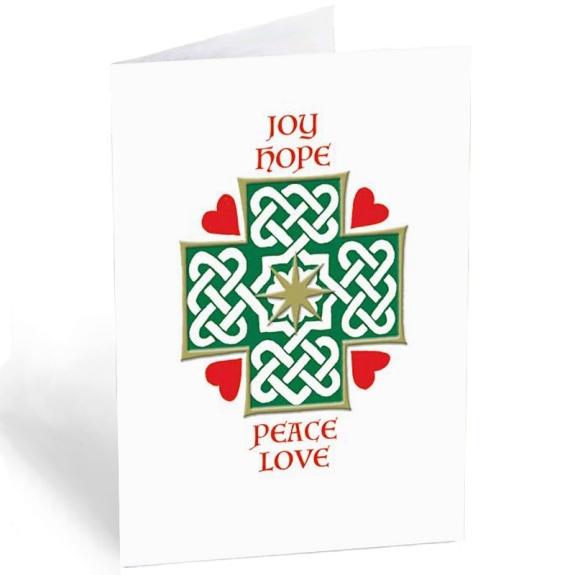 Joy, Hope, Peace, & Love (box of 20)