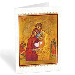 Holy Family Icon (box of 20)