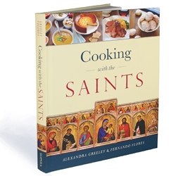 Cooking with the Saints (hardcover)