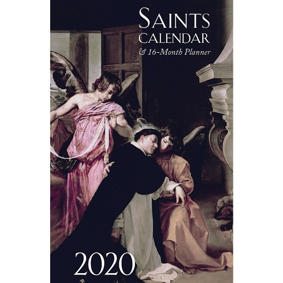 2020 Saints Daily Planner (spiral-bound)