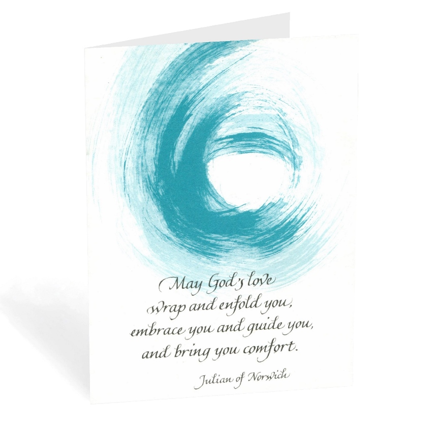 May God's Love Note Cards (10-pack)
