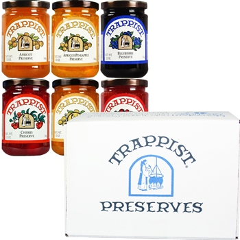Trappist Preserves All Preserves 6-Jar Gift