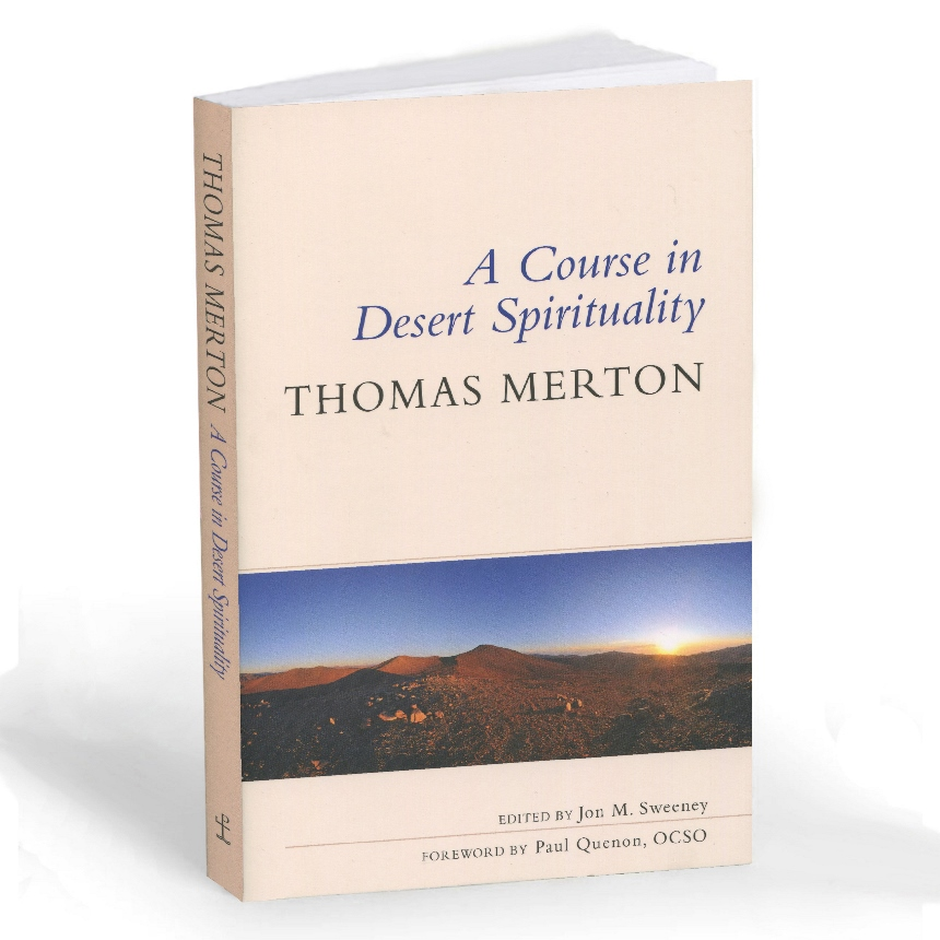 A Course in Desert Spirituality (paperback)