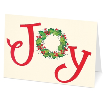 Joy Wreath (box of 18)