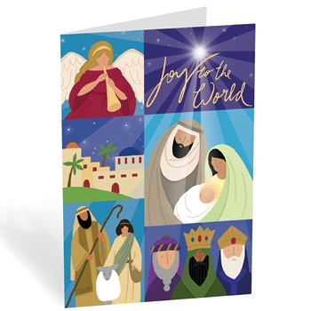 Joy to the World (box of 18)
