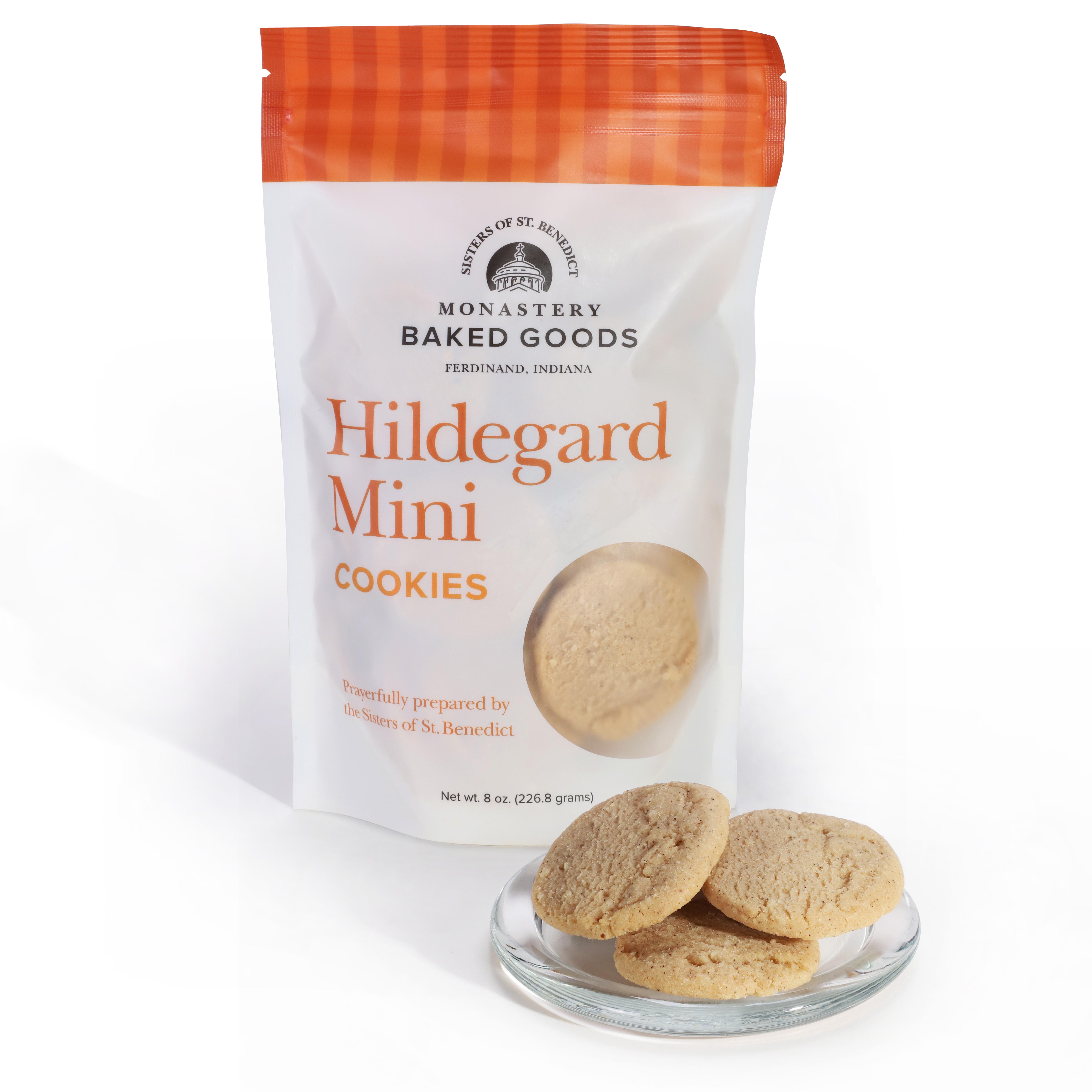 Hildegard Mini Cookies (8-oz. bag)