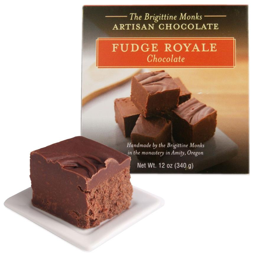 Chocolate Fudge Royale