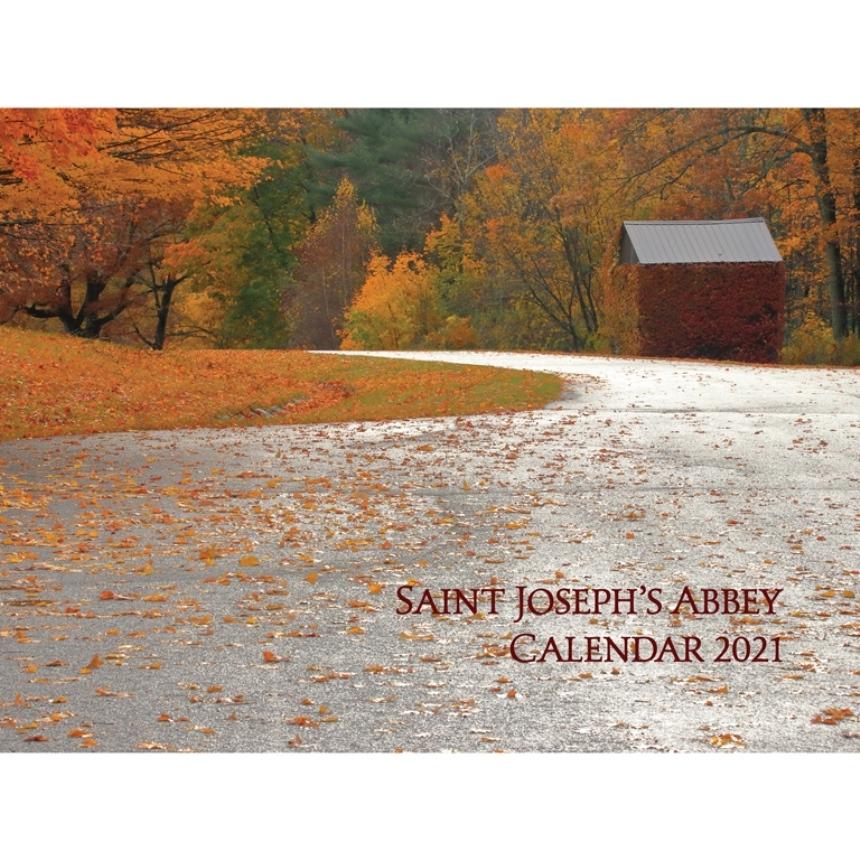 2021 Trappist Wall Calendar