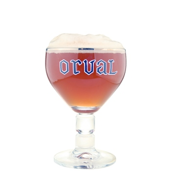 Orval Glass 17 cl (single)