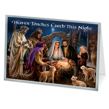Heaven Touches Earth (box of 18)