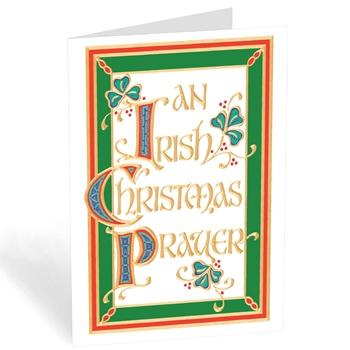 An Irish Christmas Prayer (box of 20)