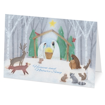 Heaven and Nature Sing (box of 20)