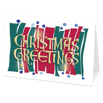 Christmas Greetings (box of 20)