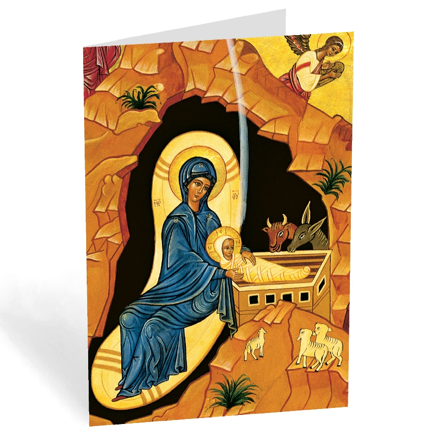 Nativity Icon (box of 20)