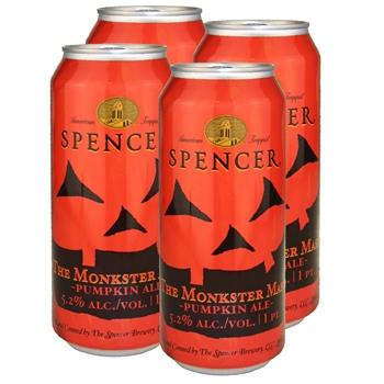 Spencer Monkster Mash (4-can pack)
