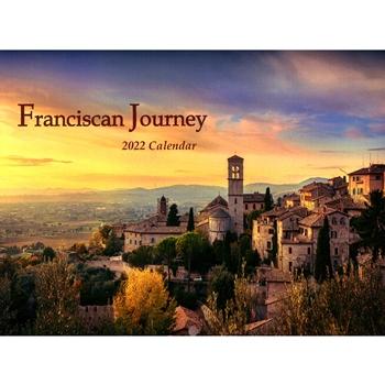 2022 Franciscan Journey Wall Calendar