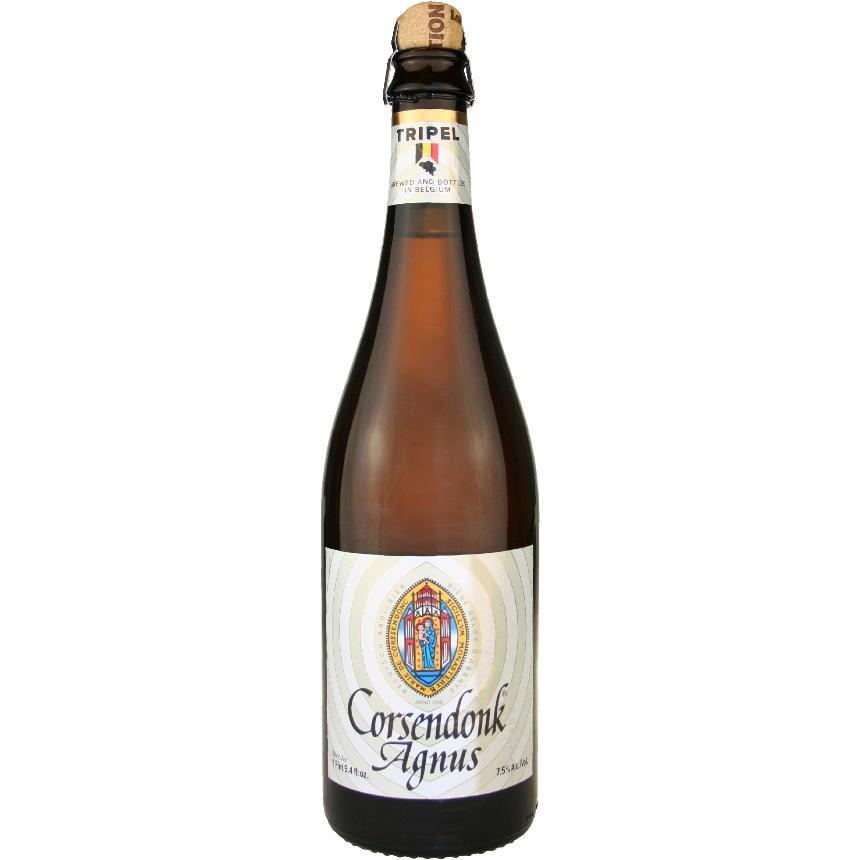 Corsendonk Agnus Tripel Ale 25.4 oz