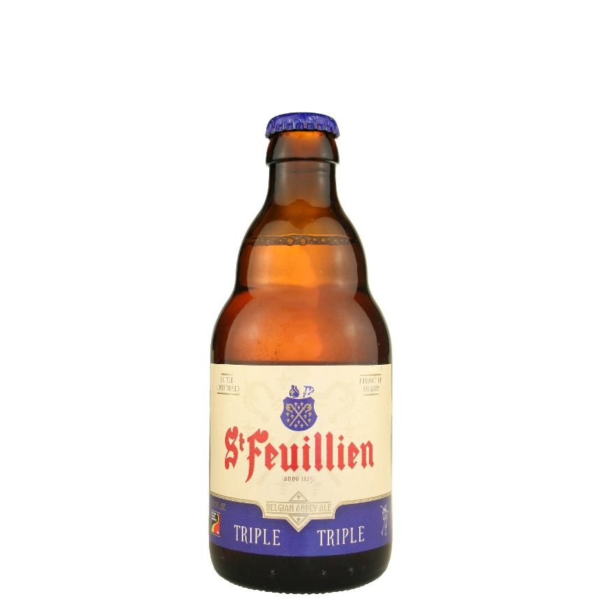 St. Feuillien Triple 11.2 oz