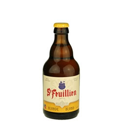 St. Feuillien Blonde Abbey Ale 11.2 oz