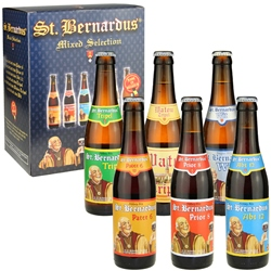 St. Bernardus Mixed Selection (6 ales)