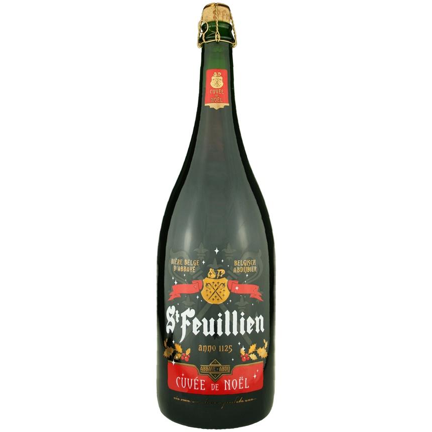 St. Feuillien Cuvee de Noel 1.5 liter