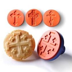 Cross Cookie Stamps