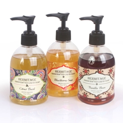 Liquid Hand Soaps from Holy Cross