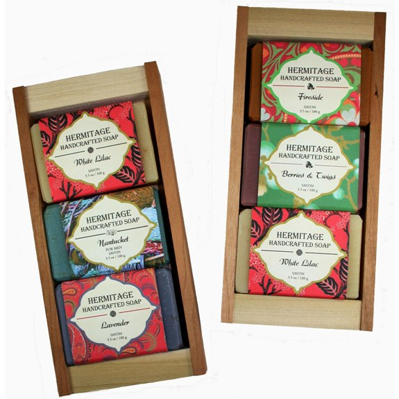 Hermitage Soap Sets