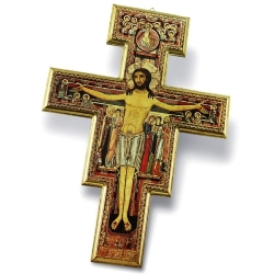 Franciscan Crosses & Crucifixes